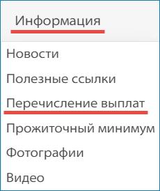 Финансирование пособий в Архангельской области