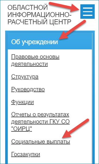 Финансирование пособий в Свердловской области